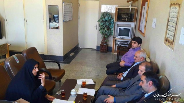 سومین جلسه کمیته حقوقی ستاد انتخابات شهرستان آزادشهر برگزار گردید