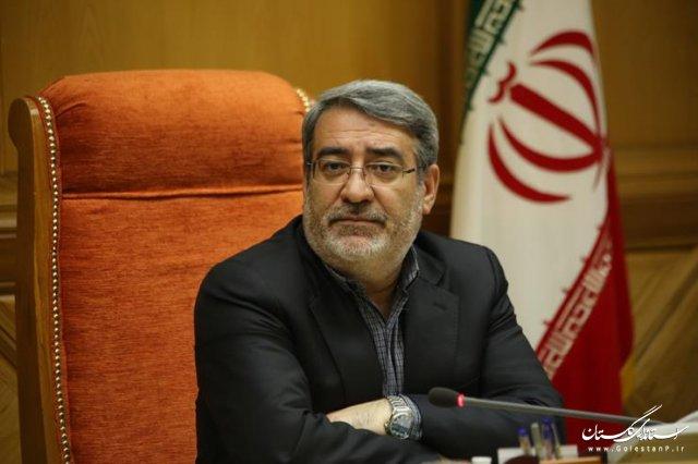 رحمانی فضلی: مردم اساس قدرت ملی ایران هستند