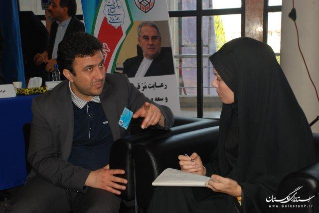 بیش از 300 خبرنگار و عکاس در گلستان وقایع انتخابات را پوشش رسانهای میدهند