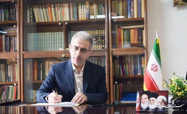 دعوت فرماندار کردکوی از مردم شریف شهرستان برای حضور در پای صندوق های رأی