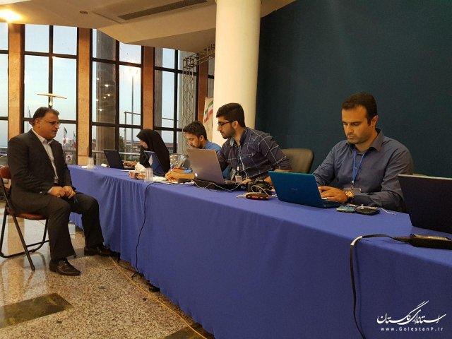 توزیع 800 هزار تعرفه در گلستان/ گرگان بیشترین مشارکت در انتخابات را ثبت کرد