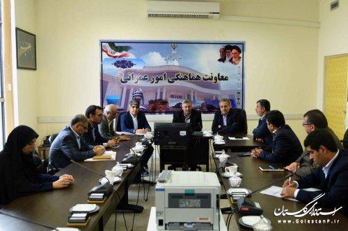 سرپرست استانداری گلستان در نخستین جلسه ستاد انتخابات استان؛