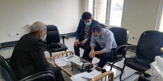 برگزاری اولین مانور به کارگیری دستگاه احراز هویت در انتخابات 1400